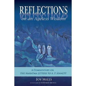 Reflections on an Ageless Wisdom, Joy Mills