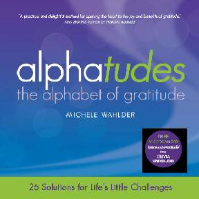 Alphatudes - the alphabet of gratitude