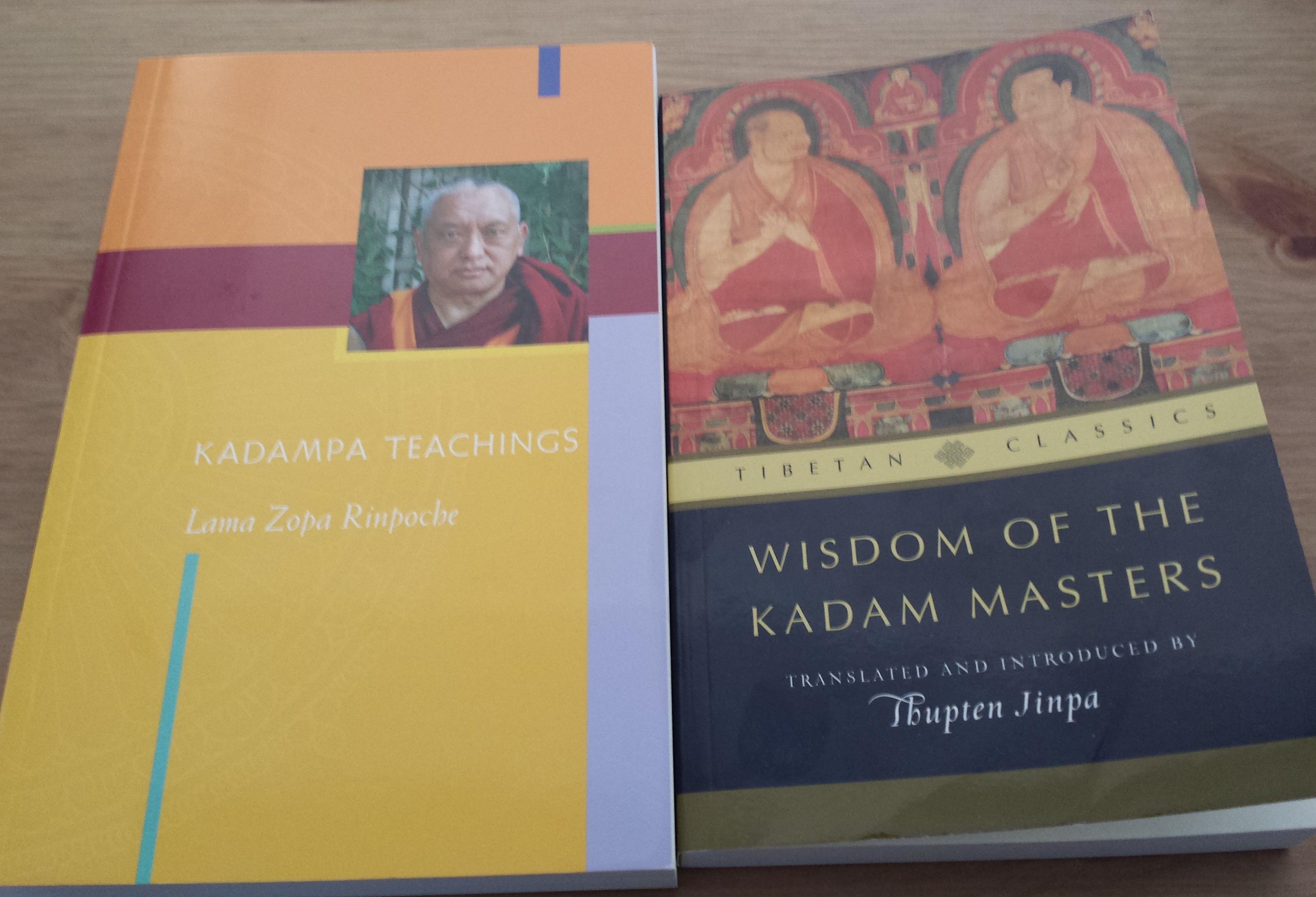 Wisdom of the Kadam Masters and Kadampa Teachings